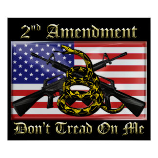 2nd Amendment Poster