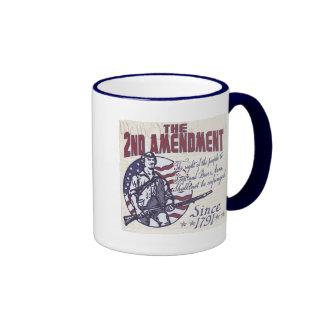 2nd Amendment Pro Guns Shirts and Gifts Coffee Mugs