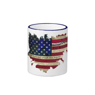 2nd Amendment protects the other rights Ringer Coffee Mug