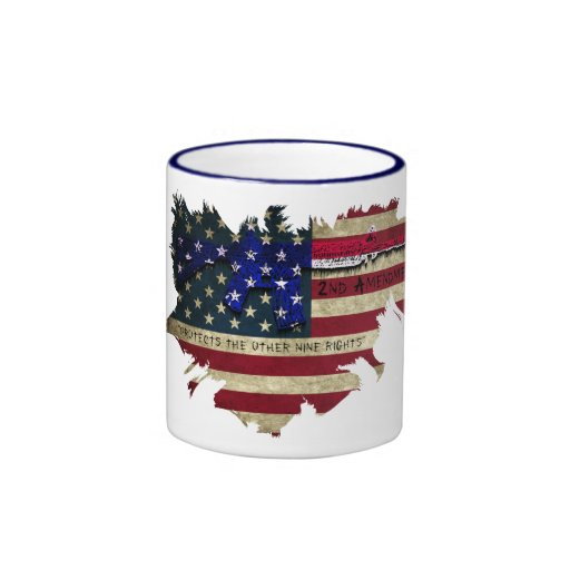 2nd Amendment protects the other rights Coffee Mugs