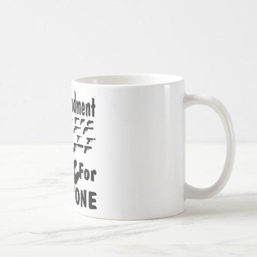 2nd Amendment Rated E For Everyone Mug
