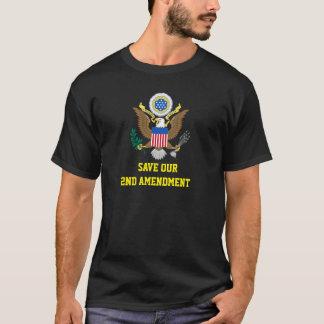 2nd Amendment T-Shirt: Antsafire T-Shirt