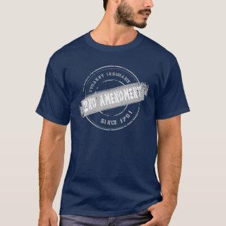 2nd Amendment Tyranny Insurance T-Shirt