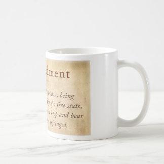2nd Amendment Vintage Mugs