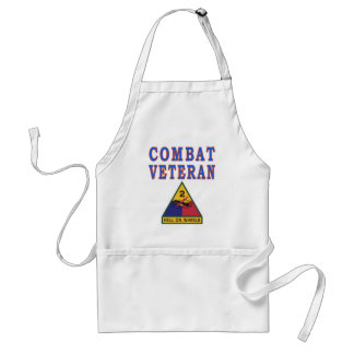 2nd ARMORED DIVISION Standard Apron