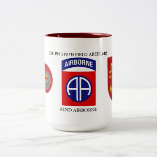 2ND BATTALION 319TH FIELD ARTILLERY MUG
