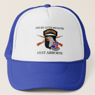 2ND BATTALION 327TH INFANTRY 101ST AIRBORNE HAT
