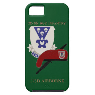 2ND BATTALION 503D INFANTRY 173RD AIRBORNE CASE