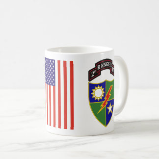 2nd Battalion - 75th Ranger Regiment Mug