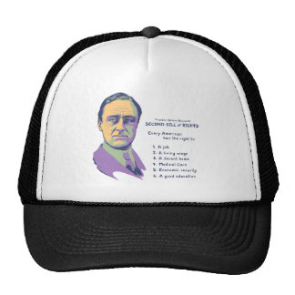 2nd Bill of Rights Mesh Hats