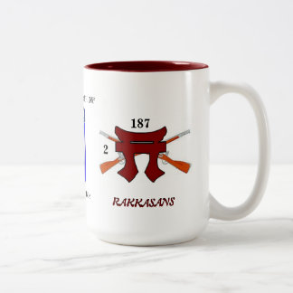 2nd Bn 187th Infantry 193rd Mug