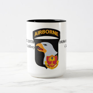 2nd Bn 320Th Field Artillery Mug