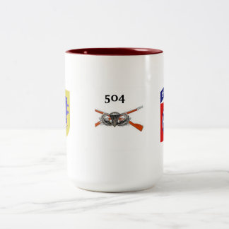 2nd BN 504th 82nd Airborne Mug