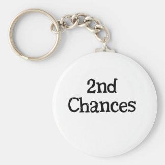 2nd chances key ring
