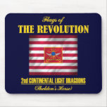 2nd Continental Light Dragoons Mouse Pad