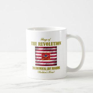 2nd Continental Light Dragoons Mug