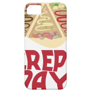 2nd February - Crepe Day - Appreciation Day iPhone 5 Covers