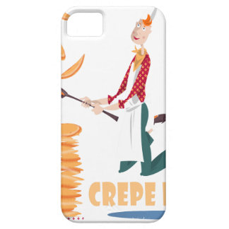 2nd February - Crepe Day iPhone 5 Case