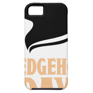 2nd February - Hedgehog Day Tough iPhone 5 Case