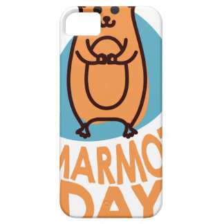 2nd February - Marmot Day - Appreciation Day iPhone 5 Case