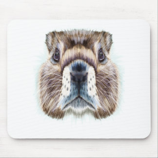 2nd February - Marmot Day - Appreciation Day Mouse Pad