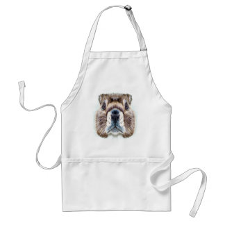 2nd February - Marmot Day - Appreciation Day Standard Apron