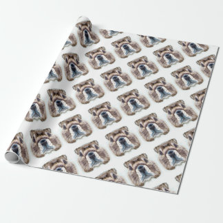 2nd February - Marmot Day - Appreciation Day Wrapping Paper