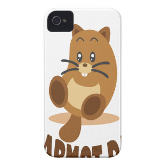 2nd February - Marmot Day Case-Mate iPhone 4 Cases