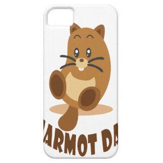 2nd February - Marmot Day iPhone 5 Cases