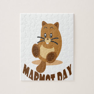 2nd February - Marmot Day Jigsaw Puzzle