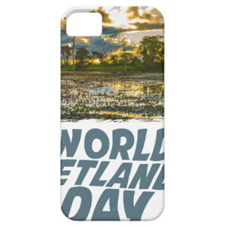 2nd February - World Wetlands Day Case For The iPhone 5