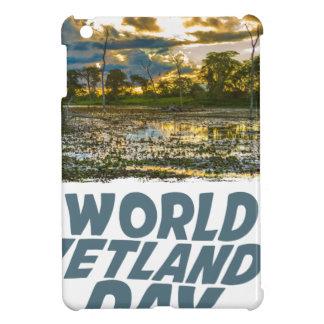 2nd February - World Wetlands Day iPad Mini Case