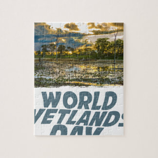 2nd February - World Wetlands Day Jigsaw Puzzle