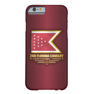2nd Florida Cavalry Barely There iPhone 6 Case