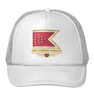 2nd Florida Cavalry Cap