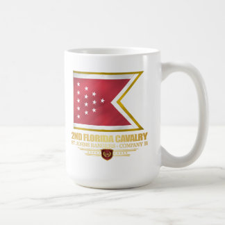 2nd Florida Cavalry Coffee Mug