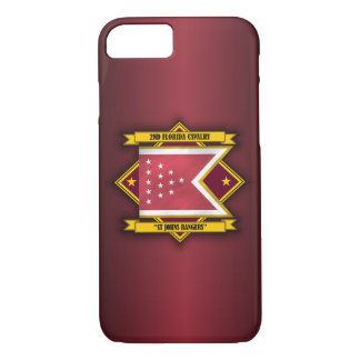 2nd Florida Cavalry (St Johns Rangers) iPhone 8/7 Case