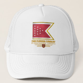 2nd Florida Cavalry Trucker Hat