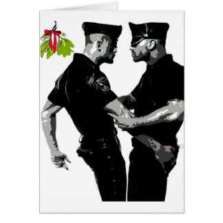 2nd Gay of Christmas Card