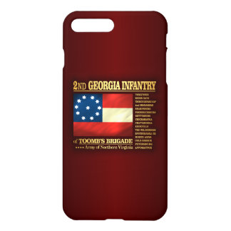 2nd Georgia Infantry (BA2) iPhone 7 Plus Case