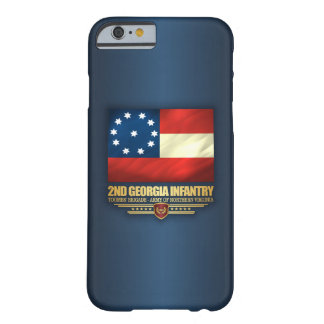 2nd Georgia Infantry Barely There iPhone 6 Case