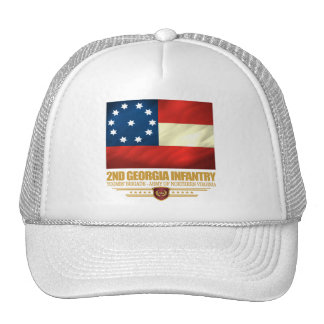 2nd Georgia Infantry Cap