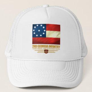 2nd Georgia Infantry Trucker Hat