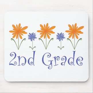 2nd Grade Present Mouse Pad