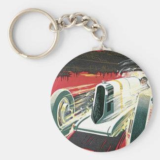 2nd Grand Prix de Monaco Key Chains