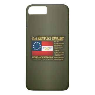 2nd Kentucky Cavalry (BA2) iPhone 7 Plus Case