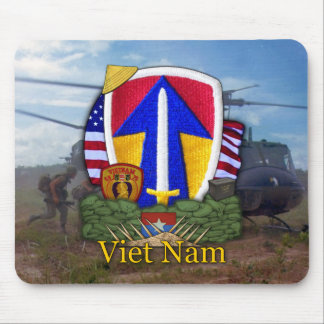 2nd ll Field Force Vietnam Nam war veterans vets Mouse Pad