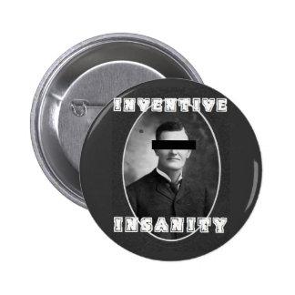 2nd Logo 6 Cm Round Badge