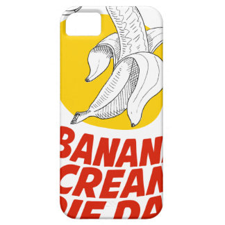2nd March - Banana Cream Pie Day iPhone 5 Covers