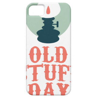 2nd March - Old Stuff Day Barely There iPhone 5 Case
